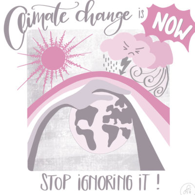 Meine Gedanken zum Klimawandel – und wie daraus ein Bild entstand